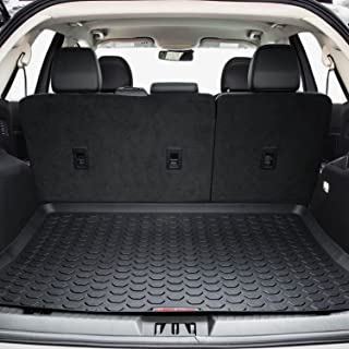 2015 - 2018 Ford Edge Cargo Mat by Elements Defender (GUARANTEED PERFECT FIT) Heavy-Duty All-Weather Trunk & Cargo Liner - 100% Weather Proof - Fits All Edge Models Between 2015 - 2018