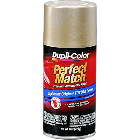 Dupli-Color EBTY16107 Desert Sand Mica Toyota Exact-Match Automotive Paint - 8 oz. Aerosol