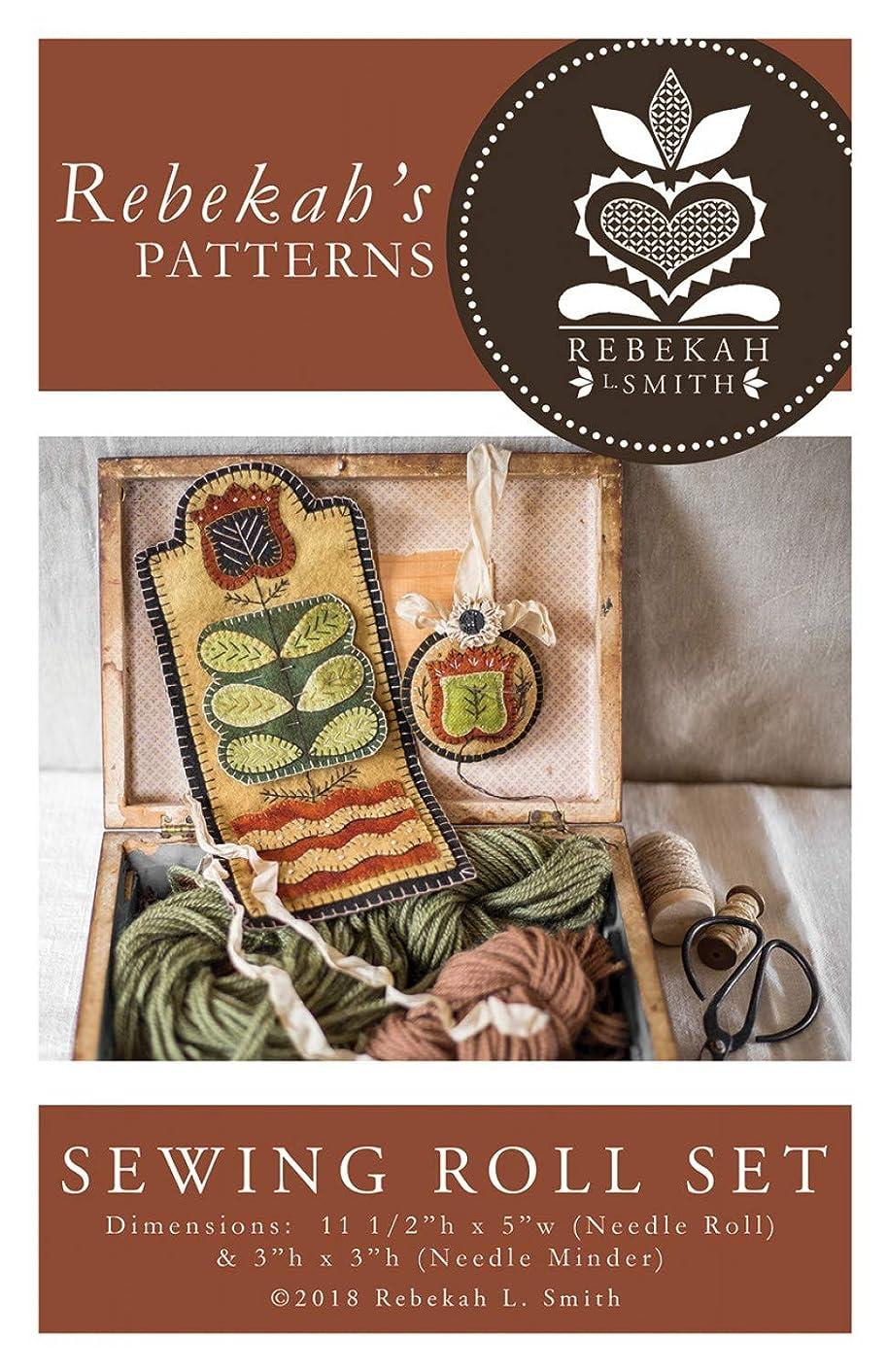 Rebekah L Smith RLS5154 Sewing Roll Set Pattern
