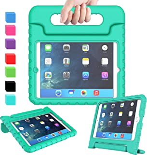 AVAWO Kids Case Compatible for iPad Mini 1 2 3 – Light Weight Shock Proof Handle..