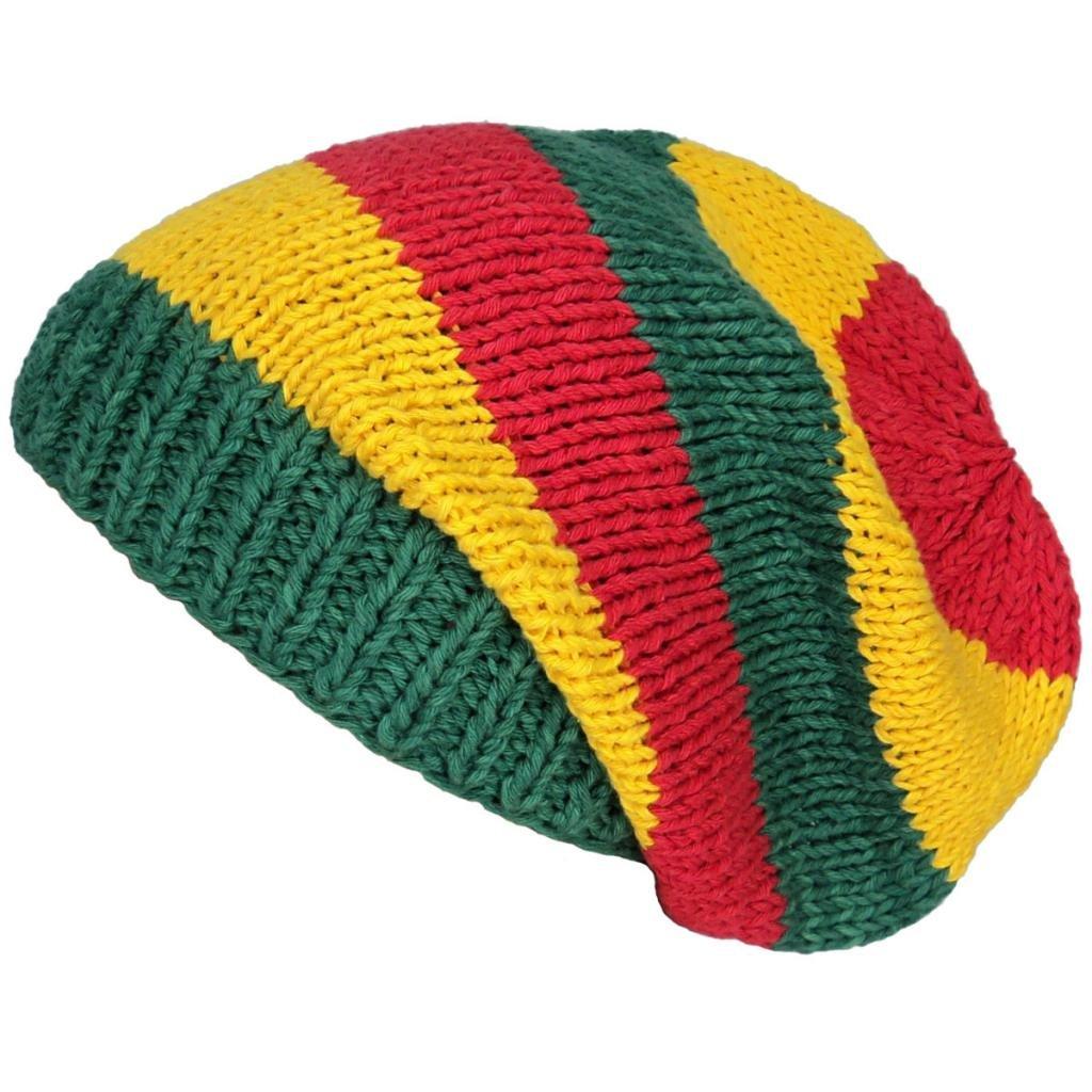 42811a113 Rasta Hat With Dreadlocks Amazon