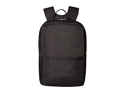 Pacsafe 15 Intasafe X Laptop Slim Anti-Theft Backpack (Black) Backpack Bags