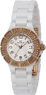 [フォリフォリ] 腕時計 DORIAN WF0F040BDZ-XX レディース ホワイト [並行輸入品]