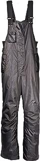 Mossi Heavy Duty Polyester Ladies Bib (Black, Large)