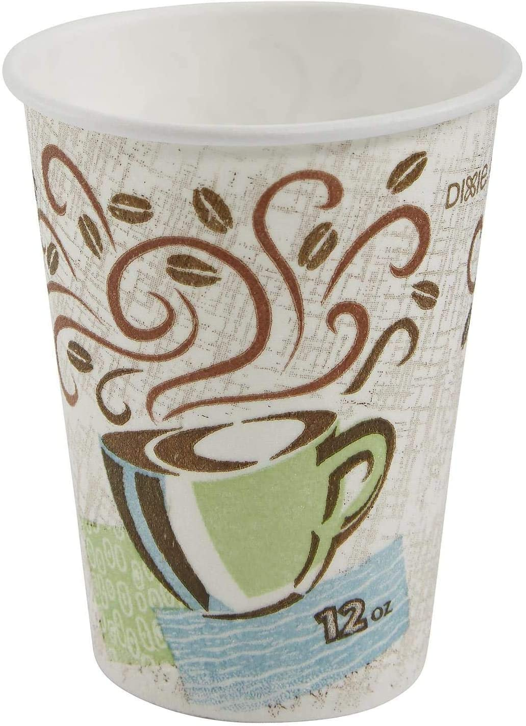 Spring new work Dixie PerfecTouch Insulated Portland Mall Paper Cups oz 12 500 CT