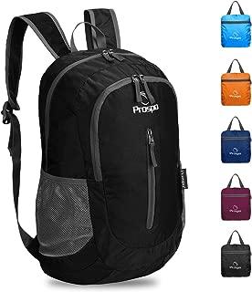 Prospo Packable Ultra Lightweight Backpack Collapsible Shoulder Bag Daypack 25L