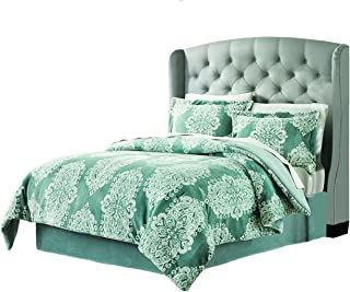 blue lenox bedding