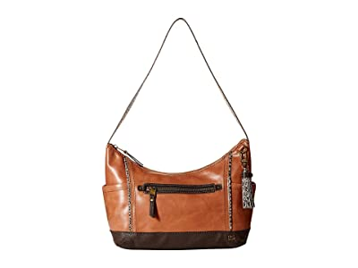 The Sak Kendra Hobo (Tobacco Snake Multi) Hobo Handbags