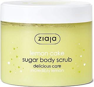 Ziaja Lemon Cake Exfoliante Corporal de Azúcar 300 ml