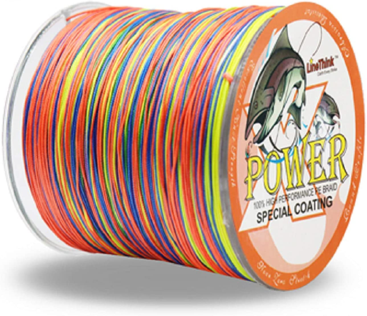 JIOUDAO 100% quality warranty Power 12 Strands Braided Fishing 500m 300m Cheap bargain 1000m Line 15
