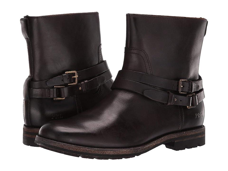 Polo Ralph Lauren Mersey Casual Boots (Dark Brown) Men