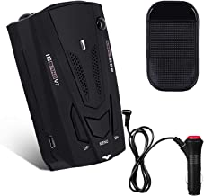 $26 » Radar Detector, Voice Alert & Car Speed Alarm System with 360 Degree Detection, City/Highway Mode
