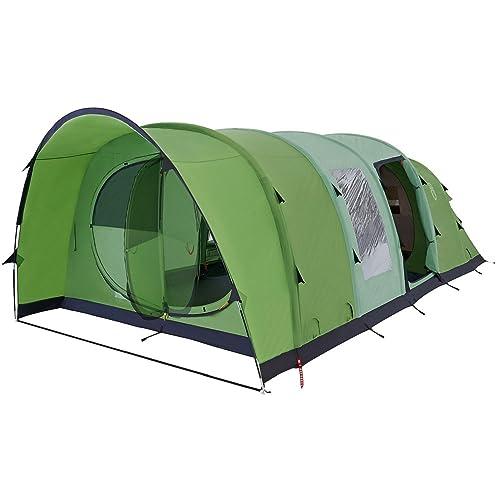 ba89ba7c28b11 Coleman Inflatable Tent Valdes, 4/6 man Camping tent with air beams, 4