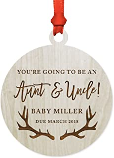 aunt and uncle christmas ornaments