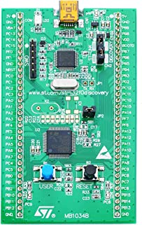 CQRobot Discovery Kit for STM32 F0 Series - with STM32F051 MCU, STM32F0DISCOVERY Helps You to Discover The STM32F0 Cortex-M0 Features and to Develop Your Applications Easily.