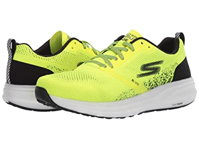 SKECHERS Go Run Ride 8 (Yellow/Black) Men