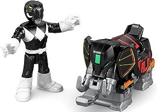 Fisher-Price Imaginext Power Rangers Battle Armor Black Ranger