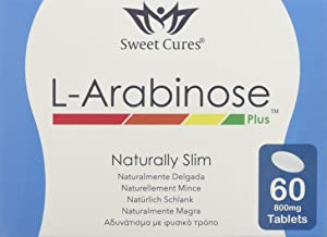 L-Arabinose Plus Weight Loss Estimated Price : £ 15,96