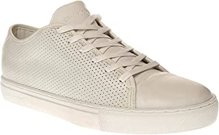 Crime London BEAT Weiss Schuhe Sneaker Low Herren 105