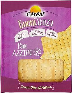 Céréal Buoni Pane Azzimo senza Latte e senza Glutine, 180g