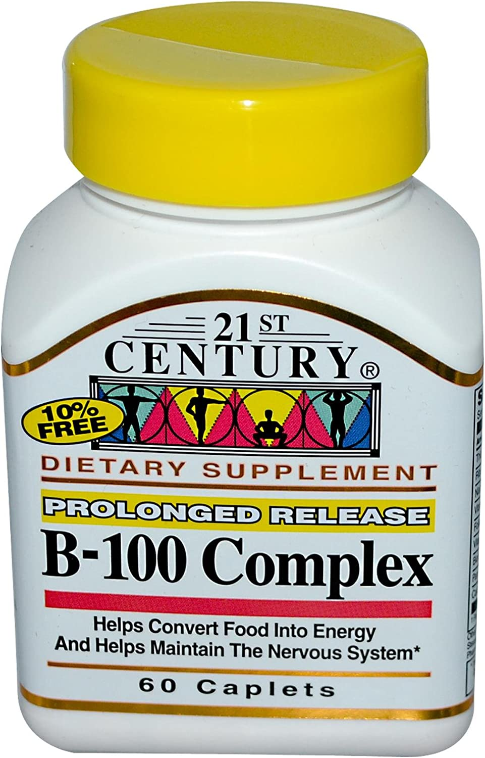 21 ST NEW before selling ☆ Century B-100 Complex 60 Seattle Mall Release TIME CAPS