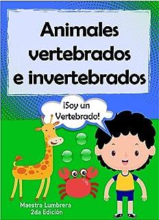 Animales Vertebrados e Invertebrados: Actividades variadas (