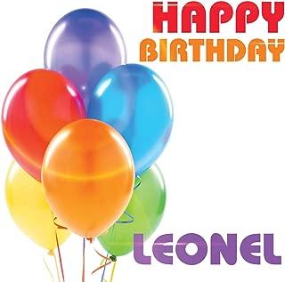 Best happy birthday leonel Reviews