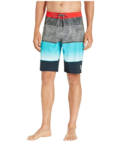 Quiksilver 20 Highline Slab (Hibiscus) Men