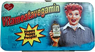 I Love Lucy Wallet from Show Vitameatavegamin Happy Peppy People