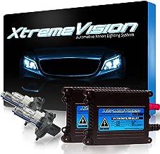 XtremeVision 35W Xenon HID Lights with Premium Slim Ballast - H4 / 9003 4300K - 43K Bright Daylight - 2 Year Warranty