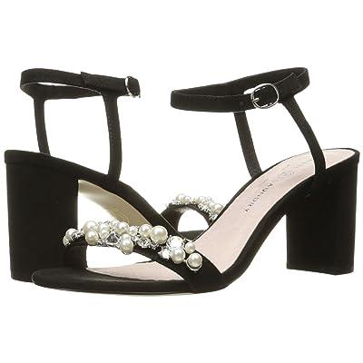 Chinese Laundry Rosetta (Black Micro Suede) High Heels