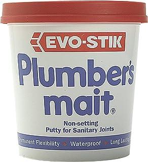 Evo Stik 456006 - Masilla selladora de fontanería (750 g)