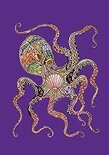 Toland Home Garden Animal Spirits Octopus 28 x 40 Inch Decorative Native Spiritual Ocean Octopod House Flag