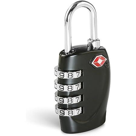Sicherheit Zahlenschloss Vorhängeschloss Kofferschloss Schlösser Lock Silber