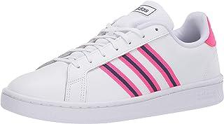 adidas Womens Grand Court White Size: 8.5