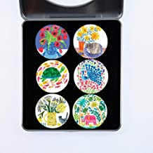 Cloth Weights Pattern Weights Dressmaking Sewing Weights. Designed by Artist Tracey English. Ideal Gift. 40mm Diameter Man...