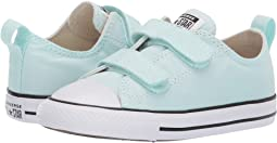 01f0c439b0aa Teal Tin Natural Ivory White. 136. Converse Kids. Chuck Taylor® All Star®  2V Seasonal ...