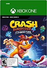Crash Bandicoot 4 It's About Time - Xbox One [Digital Code]