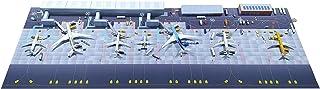 Makieta małego lotniska w skali 1/500