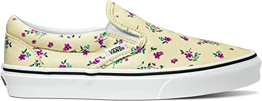 (Ditsy Floral) Classic White/True White