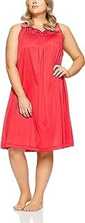 Shadowline Women's Plus-Size Petals 40 Inch Sleeveless Waltz Gown