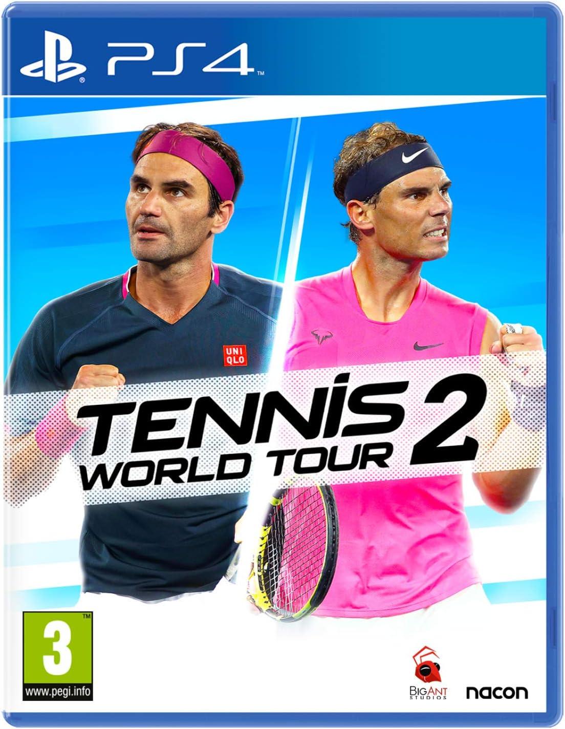 Tennis World Tour 2 en Amazon