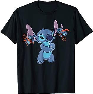 Lilo and Stitch All Bad T-shirt