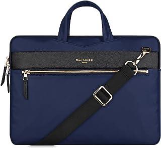 a6be037b07 Cartinoe 29,5cm Sac d'ordinateur portable sacoche à  bandoulière Sac à main sacoche pour homme/femme  11–30,5cm/MacBook ...
