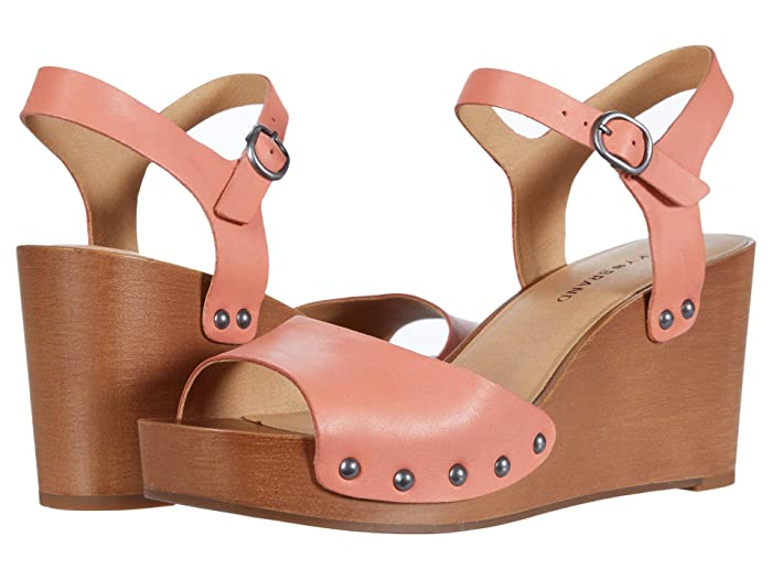 Lucky Brand  Zashti (Coral) Womens Shoes