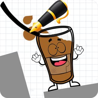 Happy Coffee - Glass Draw