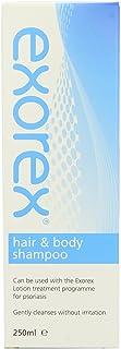 exorex Psoriasis y Eczema Tratamiento Champú Cabello y Cuerpo Champú–250ml)