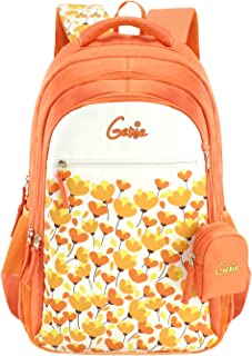 b390275fa7 Orange School Bags: Buy Orange School Bags online at best prices in ...