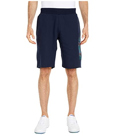 Champion LIFE Reverse Weave(r) Cutoffs Shorts (Navy) Men