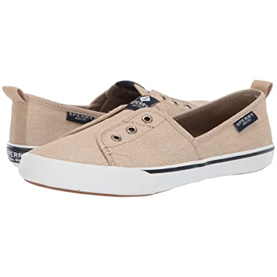 Sperry Lounge Wharf Linen (Natural) Women